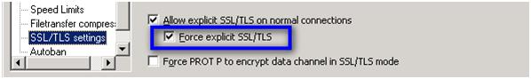 Использование SSL при подключении к серверу