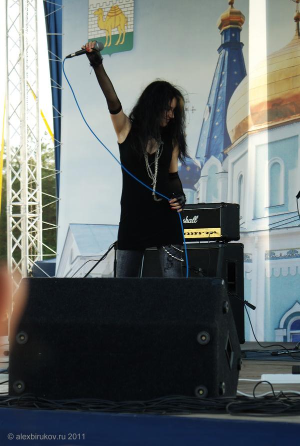 Рок-фестиваль Глаголь добро. Челябинск 2011.