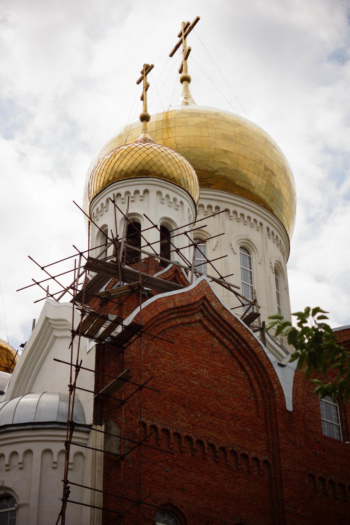 Храм Пресвятой Животворящей Троицы