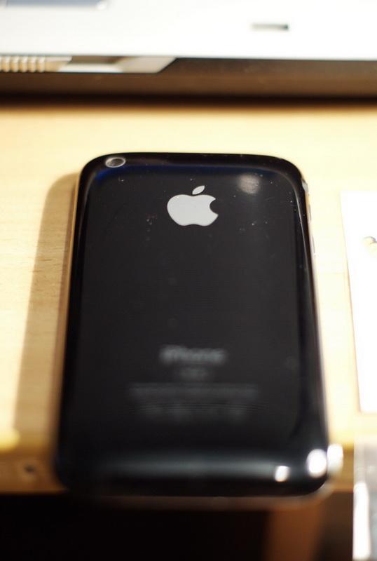 Мой iPhone 3G