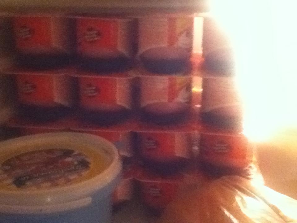 Чудо-юдо в холодильнике