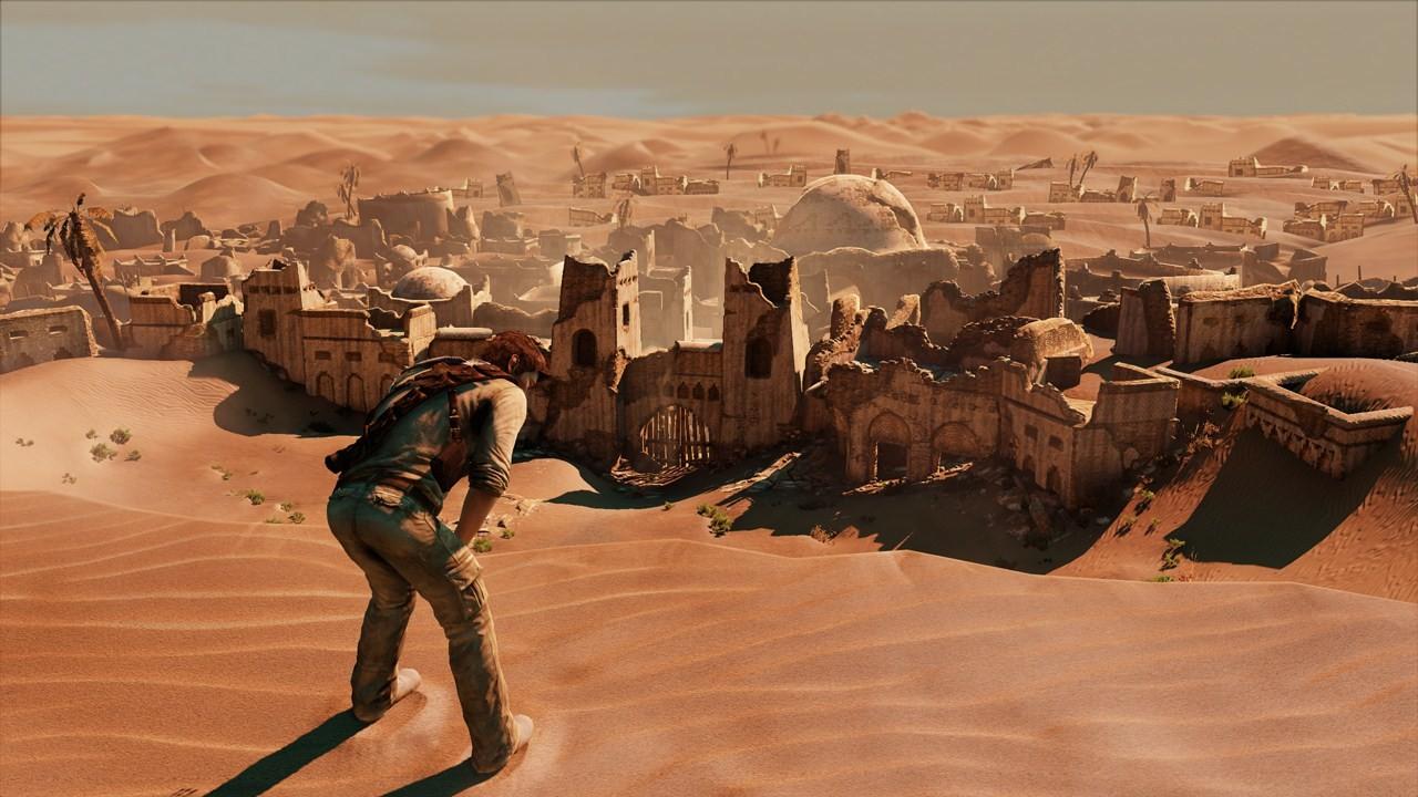 Uncharted 3 Иллюзии Дрейка