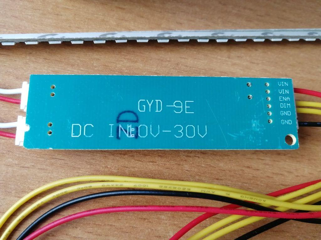 Драйвер подсветки GYD-9E