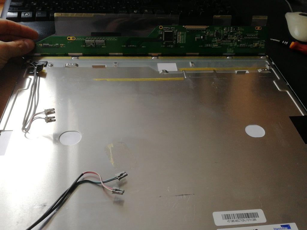 Разбираем монитор Samsung SyncMaster 943n
