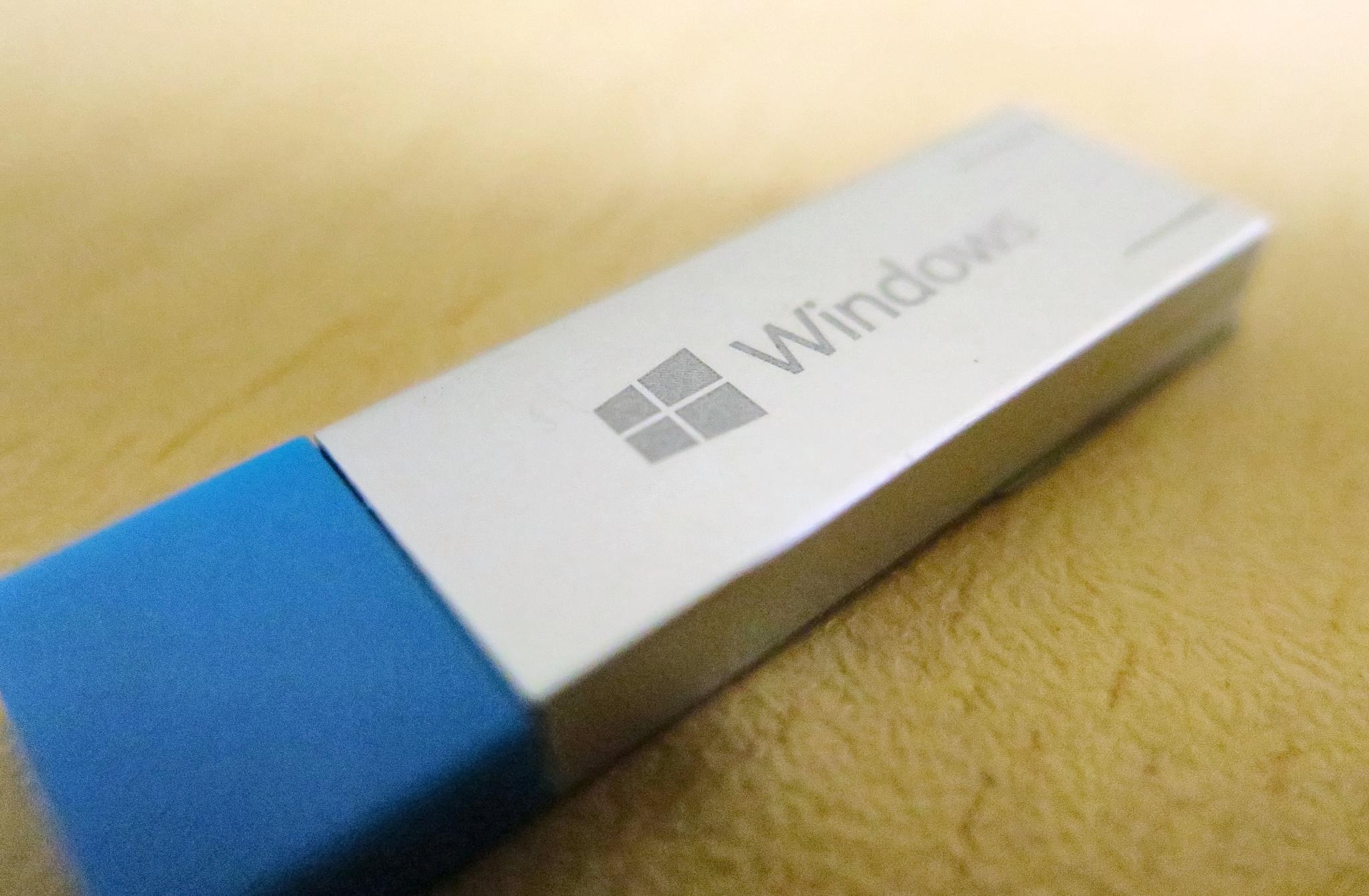 Флешка Windows 10