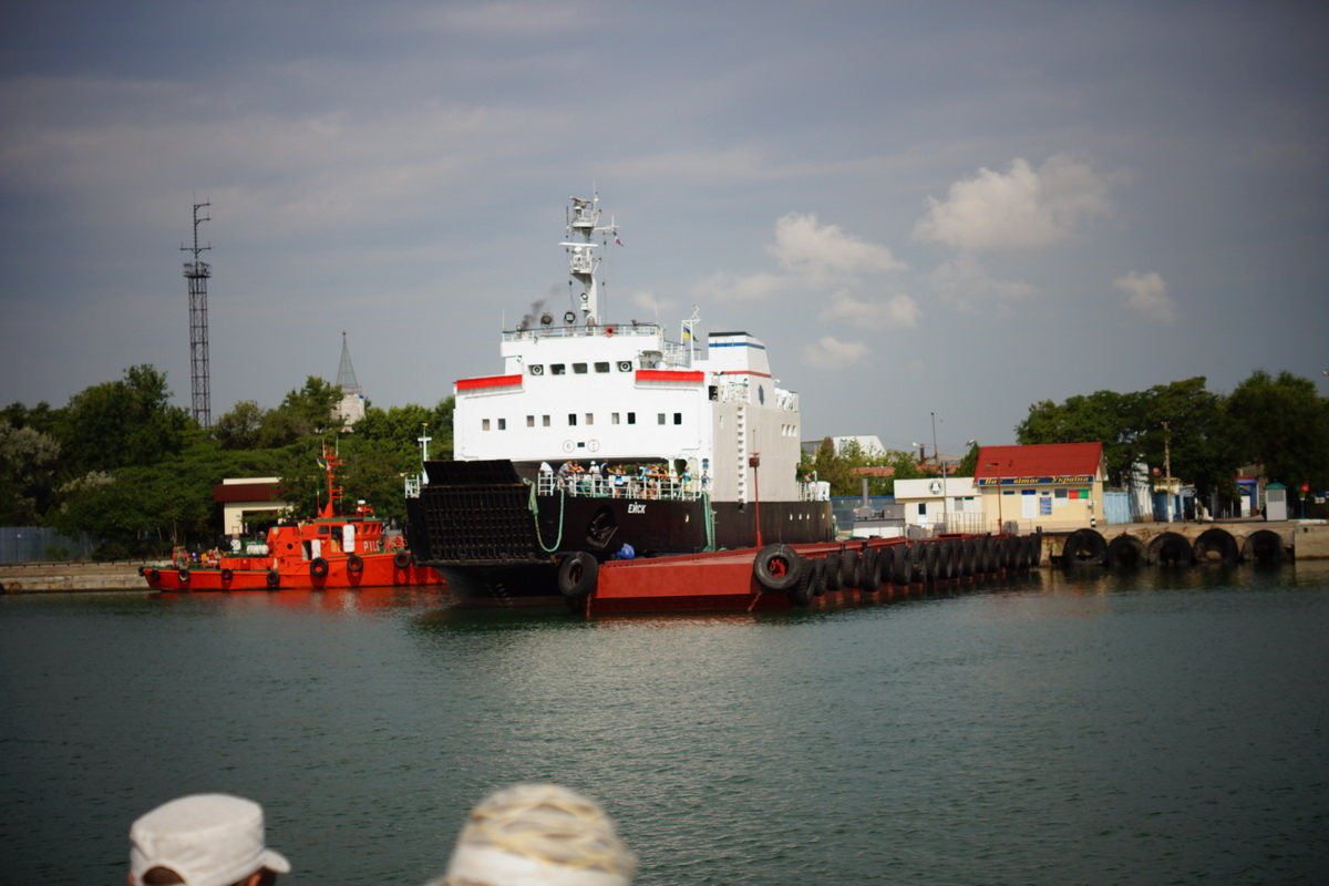 Порт Крым