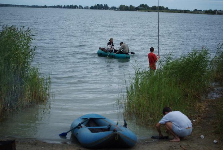 Макс поймал рыбаков